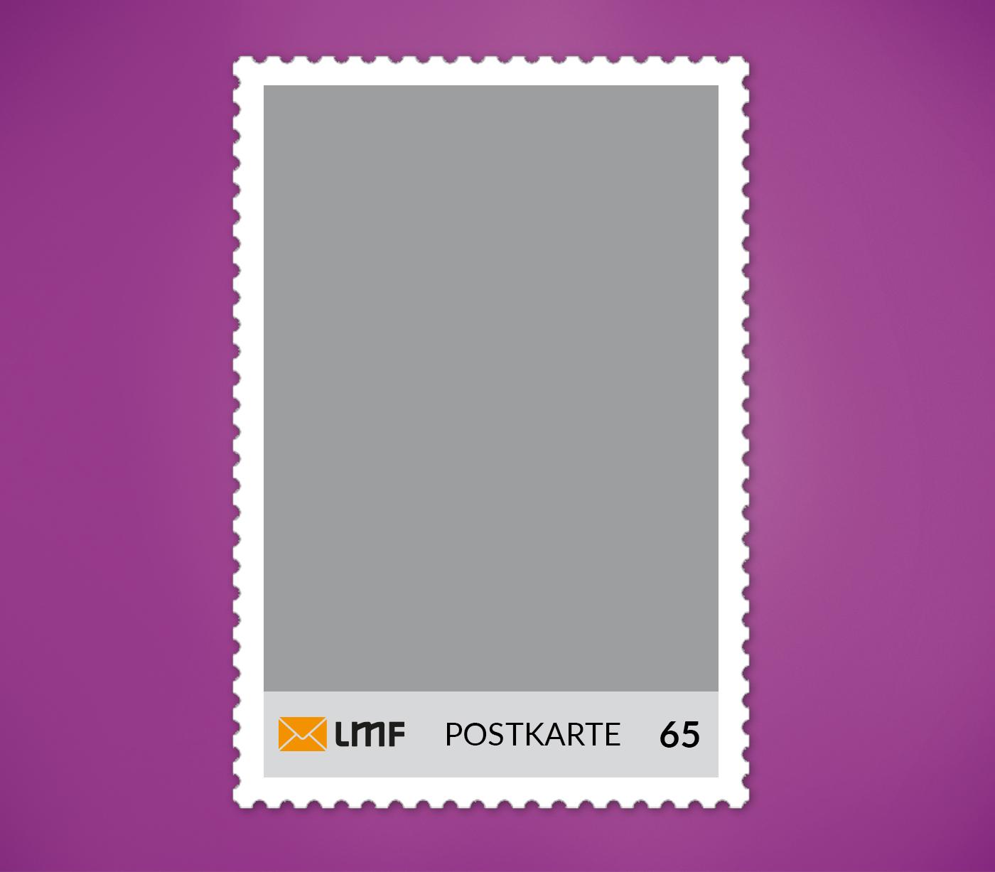 briefmarken selber gestalten briefmarke postkarte hoch. Black Bedroom Furniture Sets. Home Design Ideas